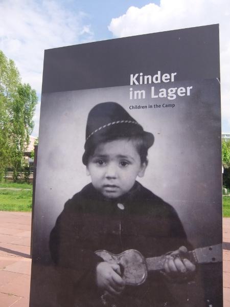 Sinti-Internierungslager Marzahn Opfer-Biografie