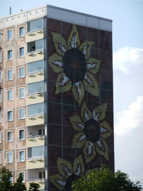 Rostocker Sonnenblumenhaus